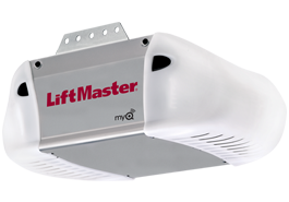 liftmaster opener silver